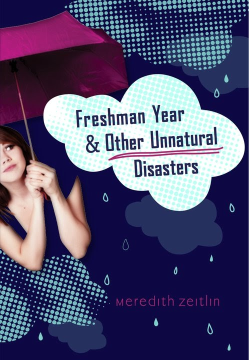 Freshman Year & Other Unnatural Disasters Cover