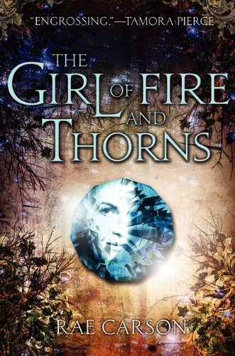 Book Cover The Girl of Fire and Thorns