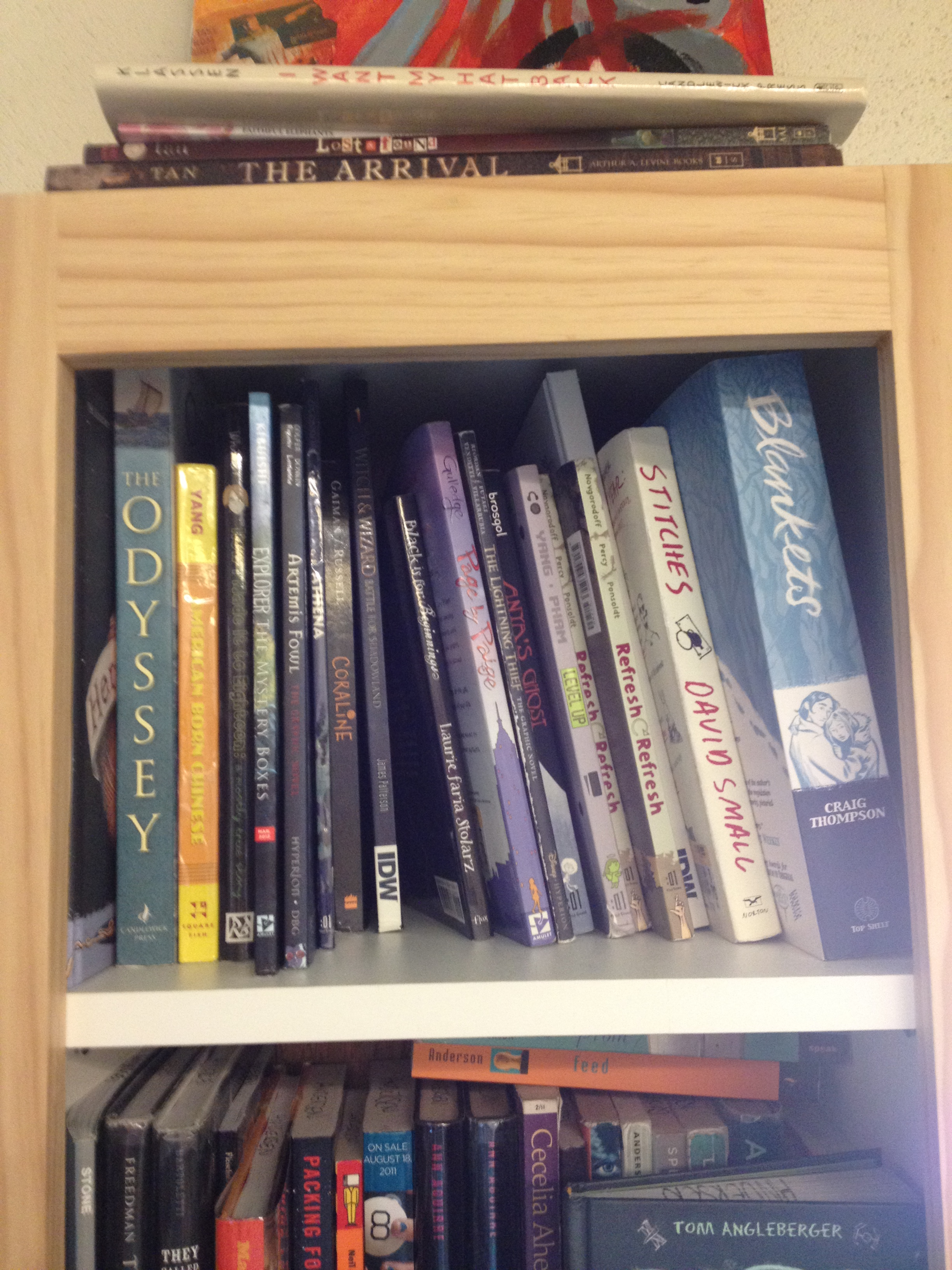 Sensational Creating And Managing A Classroom Library Ya Love Home Interior And Landscaping Spoatsignezvosmurscom