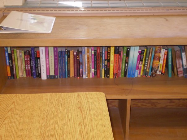 Creating And Managing A Classroom Library