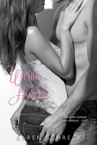 While He Was Away Special Edition Cover