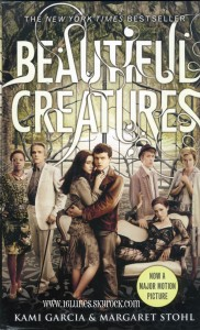 Beautiful Creatures movie cover