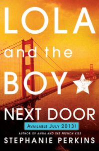Lola and the Boy Next Door NC