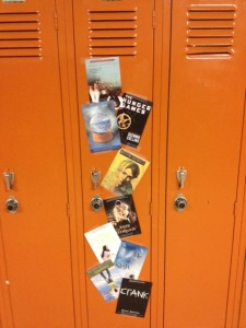 Brooke H's locker