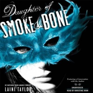 Daughter of Smoke and Bone Audio