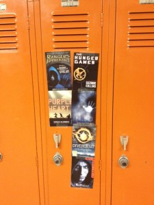 Tim's locker