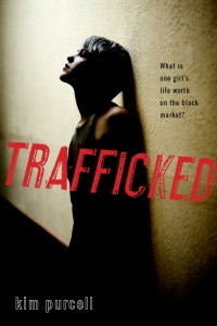 Trafficked book cover