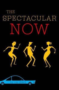 The Spectacular Now hardcover