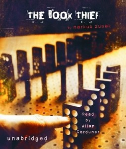 The Book Thief audio